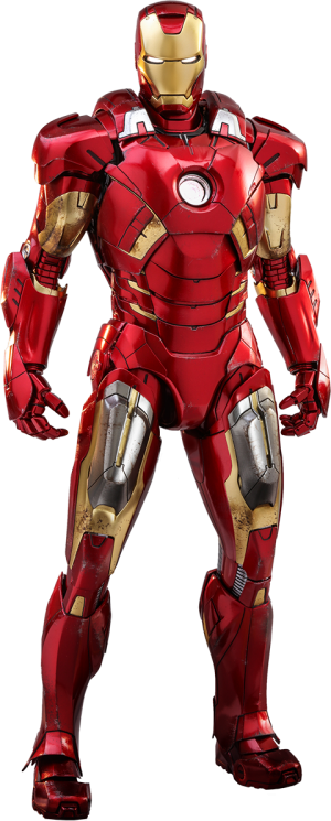 Iron Man Mark VII Sixth Scale Figure