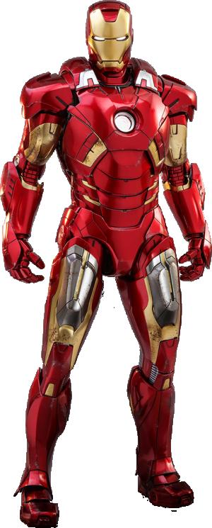Iron Man Mark VII Sixth Scale Figure