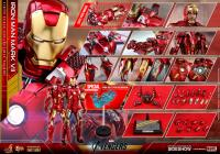 Gallery Image of Iron Man Mark VII Special Edition Sixth Scale Figure