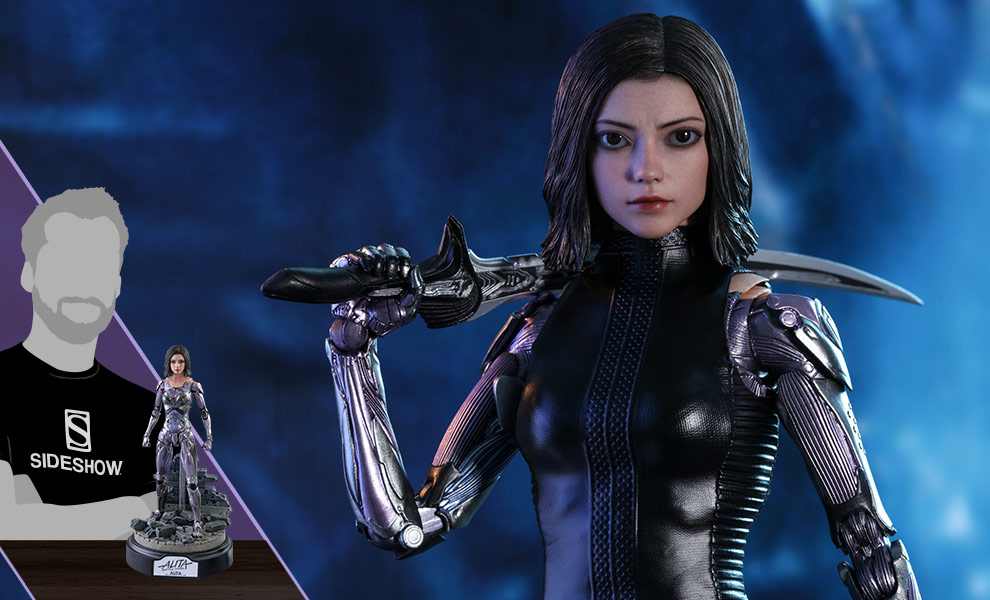 Gallery Feature Image of Alita Sixth Scale Figure - Click to open image gallery