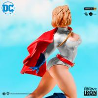 Gallery Image of Power Girl Statue