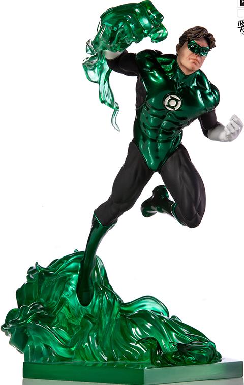 Iron Studios Green Lantern Statue