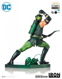 Gallery Image of Green Arrow Statue