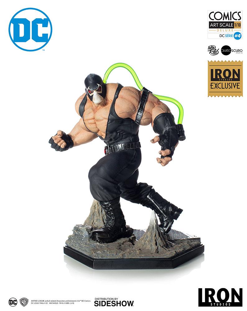 IRON STUDIO BANE DC COMICS SERIES 1//10 ST STATUA