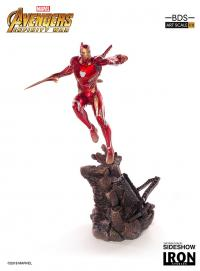 Gallery Image of Iron Man Mark L Statue