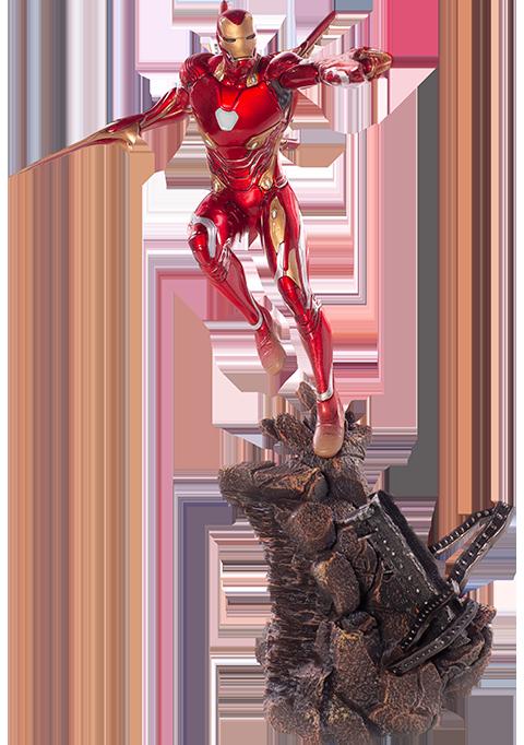 Iron Studios Iron Man Mark L Statue