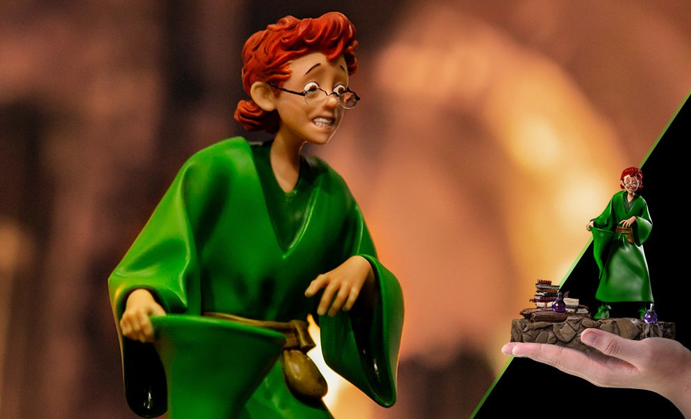 Gallery Feature Image of Presto the Magician 1:10 Scale Statue - Click to open image gallery