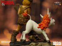 Gallery Image of Bobby the Barbarian and Uni 1:10 Scale Statue
