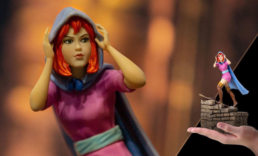 Gallery Feature Image of Sheila the Thief 1:10 Scale Statue - Click to open image gallery