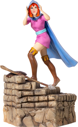 Sheila the Thief 1:10 Scale Statue