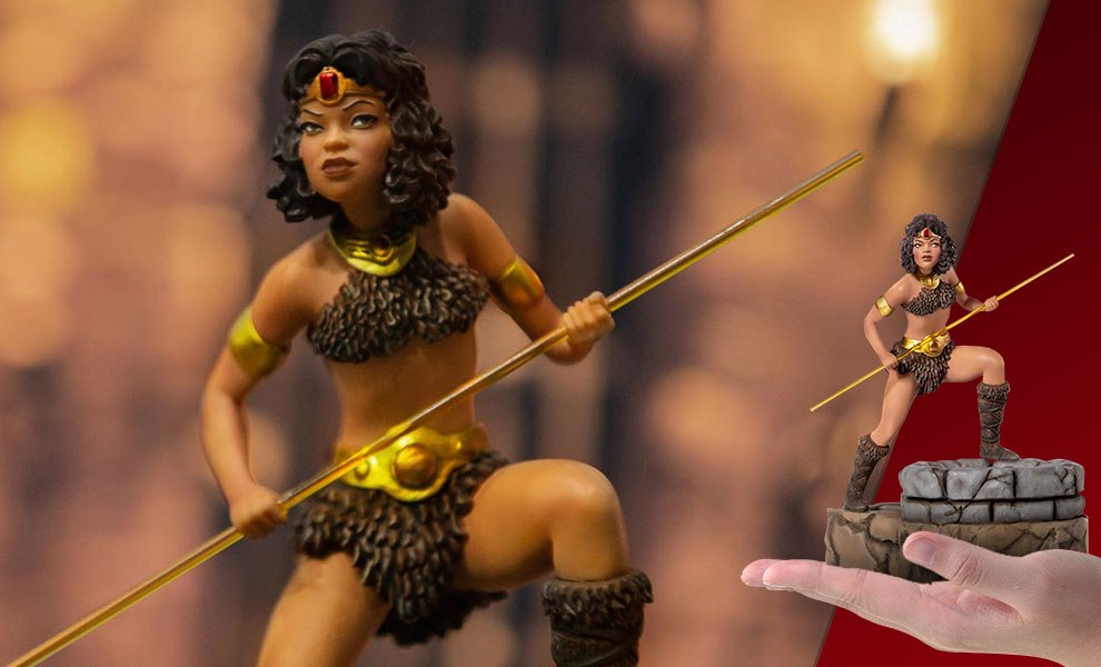 Gallery Feature Image of Diana the Acrobat 1:10 Scale Statue - Click to open image gallery