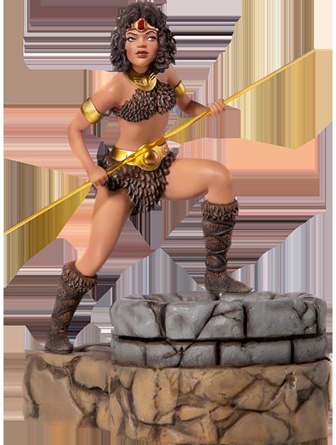 Iron Studios Diana the Acrobat 1:10 Scale Statue