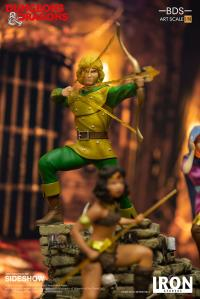 Gallery Image of Dungeon Master 1:10 Scale Statue