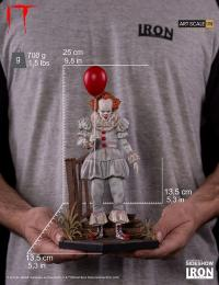 Gallery Image of Pennywise Deluxe Statue