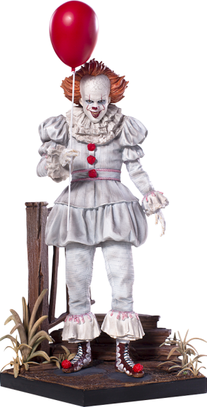 Pennywise Deluxe Statue