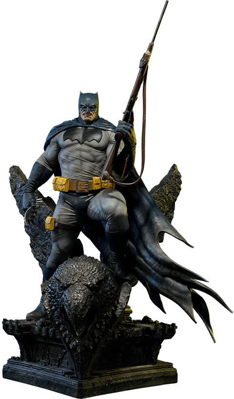Prime 1 Studio Batman Deluxe Version Statue