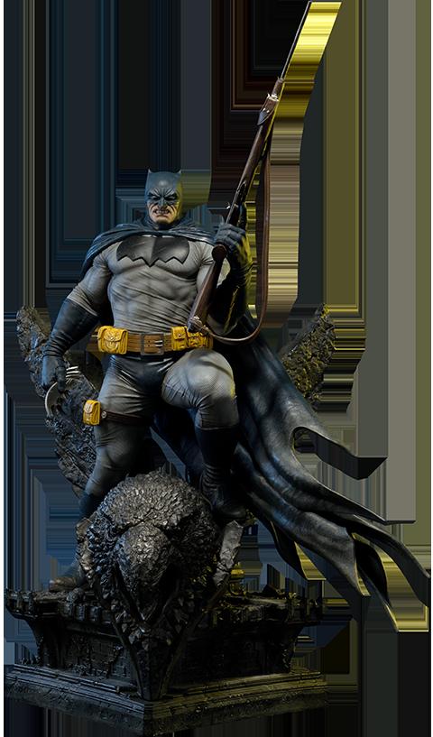 Prime 1 Studio Batman Deluxe Version Statue