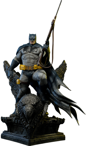 Batman Deluxe Version Statue
