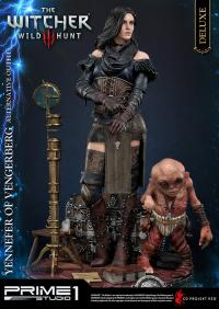 Gallery Image of Yennefer of Vengerberg Alternative Outfit (Deluxe Version) Statue