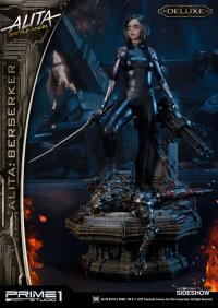 Gallery Image of Alita Berserker Deluxe Version Statue