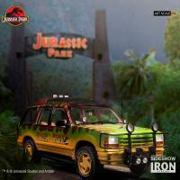 Gallery Image of Jungle Explorer 05 1:10 Scale Statue