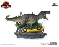 Gallery Image of T-Rex Attack Set A 1:10 Scale Statue