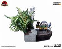 Gallery Image of T-Rex Attack Set B 1:10 Scale Statue