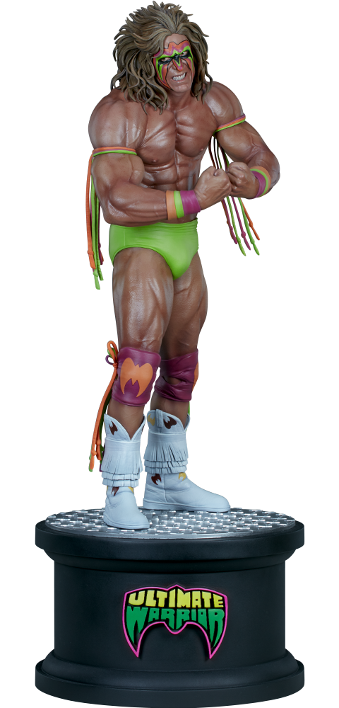 PCS Collectibles Ultimate Warrior Statue
