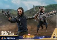 Gallery Image of Bucky Barnes Sixth Scale Figure