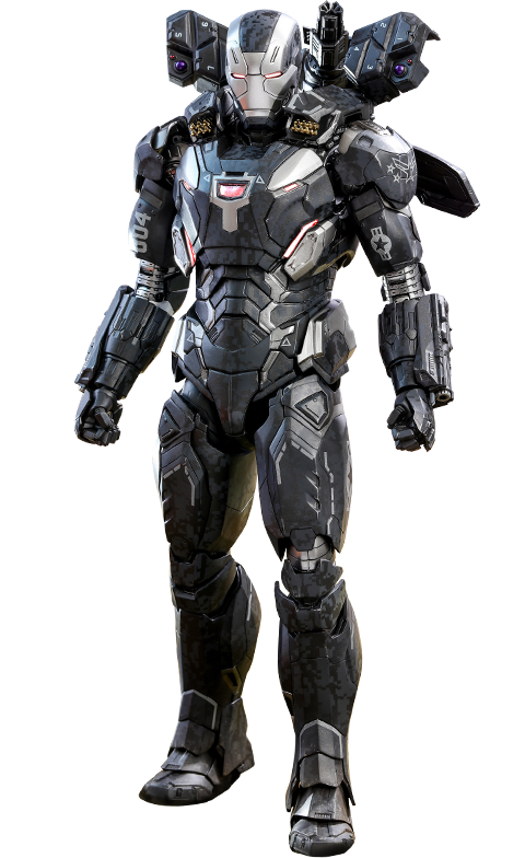 Hot Toys War Machine Mark IV Sixth Scale Figure