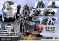 Gallery Image of War Machine Mark IV Special Edition Sixth Scale Figure