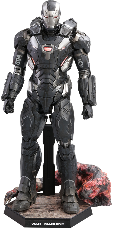 Hot Toys War Machine Mark IV Special Edition Sixth Scale Figure