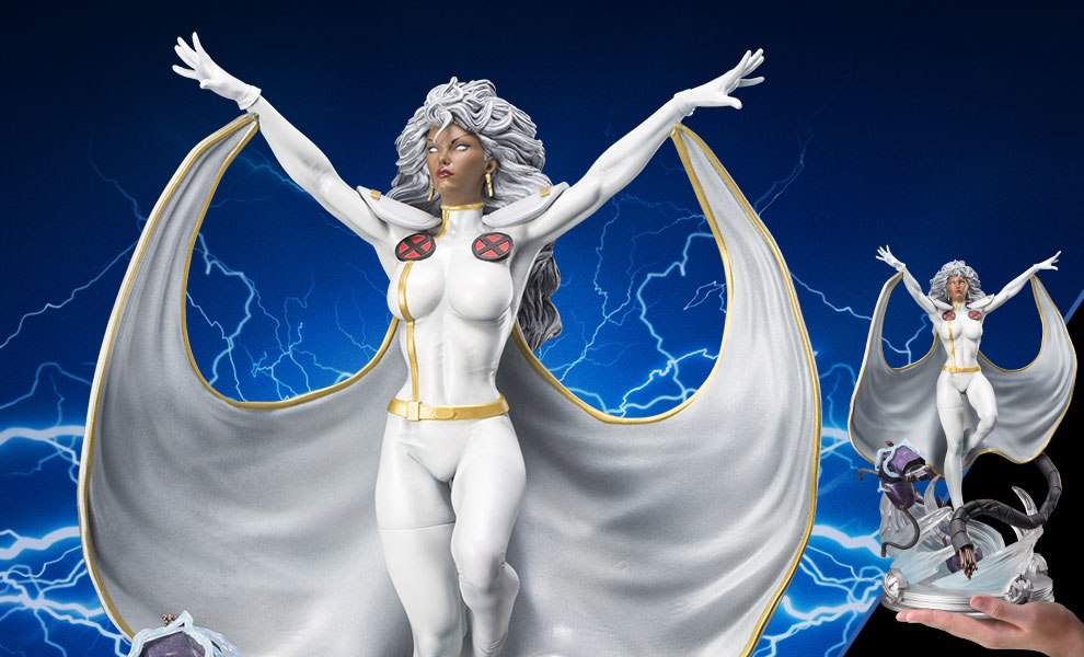 Gallery Feature Image of Storm Statue - Click to open image gallery