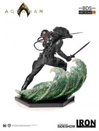 Gallery Image of Black Manta 1:10 Scale Statue
