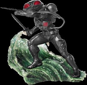 Black Manta 1:10 Scale Statue