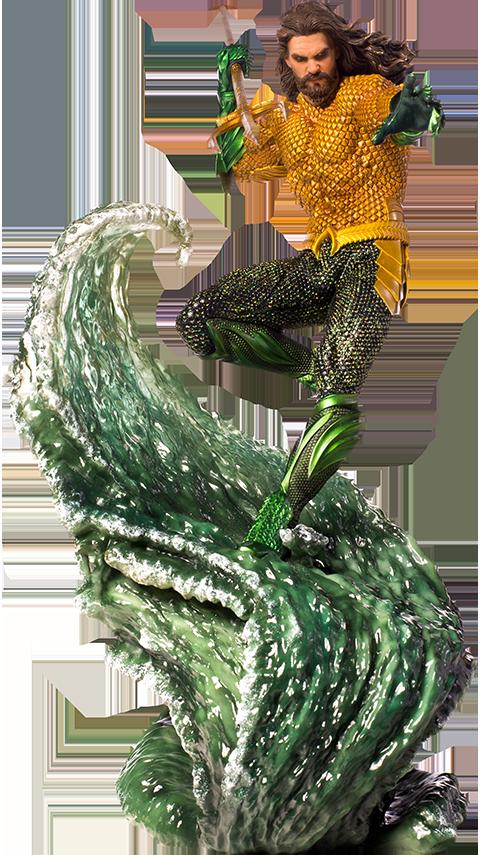 Iron Studios Aquaman Statue