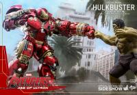 Gallery Image of Hulkbuster Deluxe Version Sixth Scale Figure