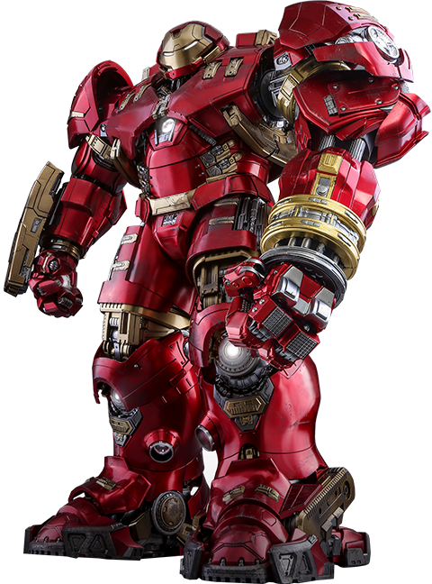 Hot Toys Hulkbuster Deluxe Version Sixth Scale Figure