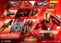 Gallery Image of Iron Man Mark L Accessories Special Edition Collectible Set