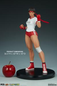 Gallery Image of Sakura Gym Statue