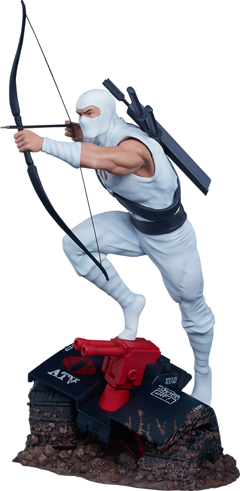 PCS Collectibles Storm Shadow Arashikage Statue