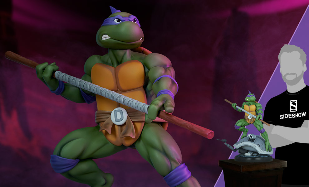 Gallery Feature Image of Donatello Statue - Click to open image gallery