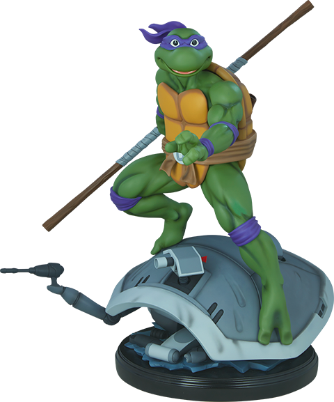 PCS Donatello Statue