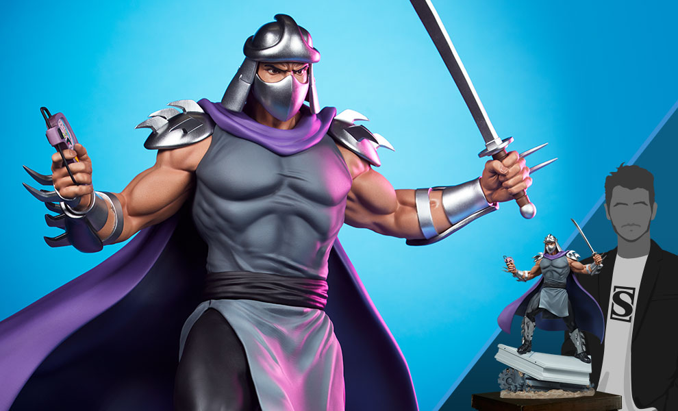 Gallery Feature Image of Shredder Statue - Click to open image gallery