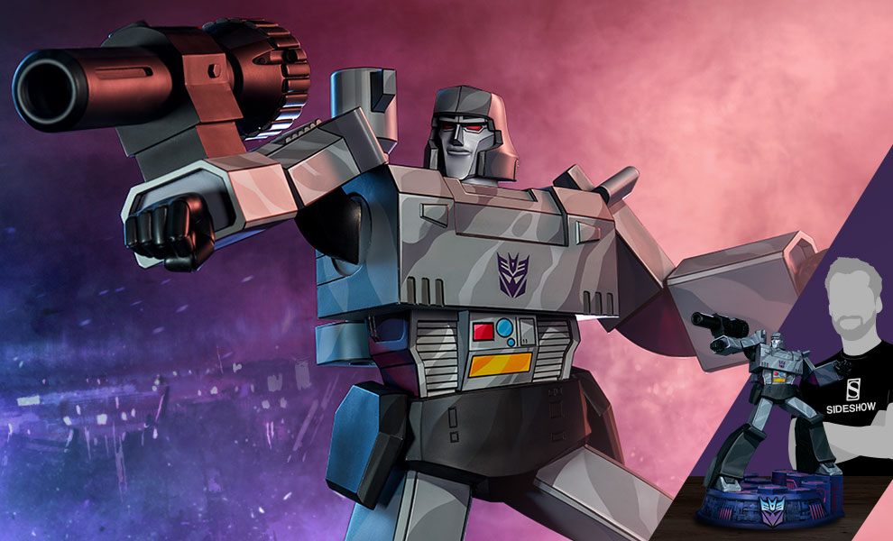 Gallery Feature Image of Megatron Statue - Click to open image gallery