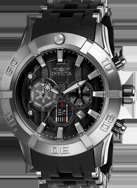Invicta Darth Vader Mens Watch - Model 26548 Jewelry