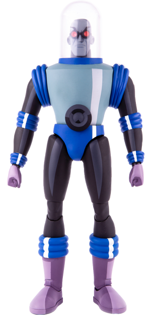 Mr Freeze Sixth Scale Figure