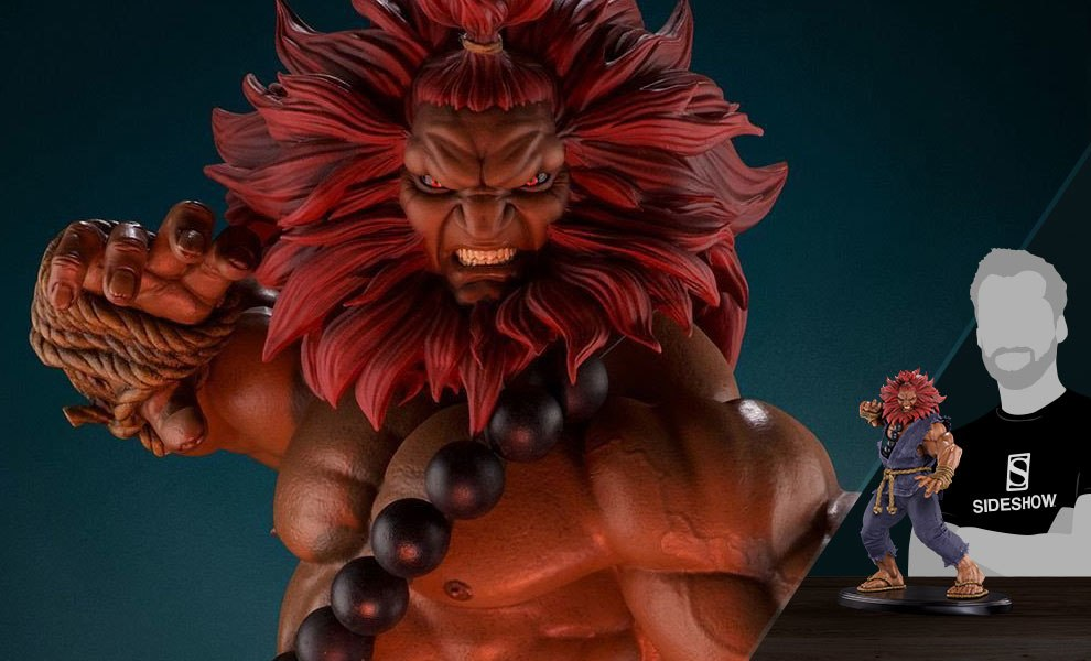 Gallery Feature Image of Akuma 10 Year Statue - Click to open image gallery