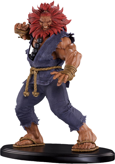 PCS Collectibles Akuma 10 Year Statue