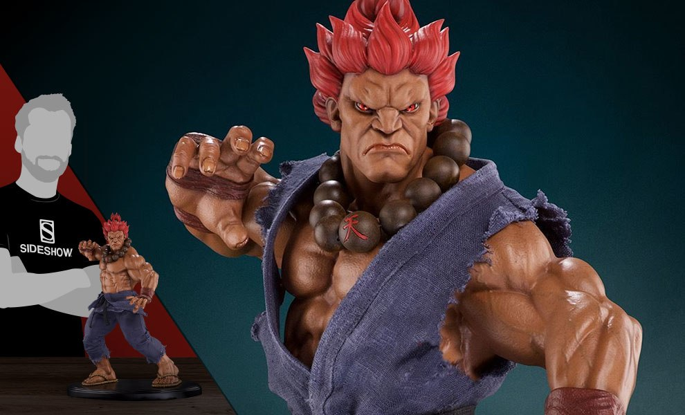 Gallery Feature Image of Akuma 10 Year Classic Statue - Click to open image gallery